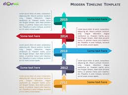 ppt timeline template modern timeline template for powerpoint