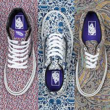 Jual Vans Liberty the fall 2014 vans x liberty fabrics collection is here