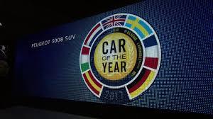 peugeot car emblem car of the year 2017 peugeot 3008 youtube