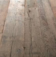 waxed floors reclaimed oak toulouse