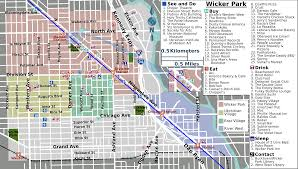 Blue Line Chicago Map by File Wicker Park Map Png Wikimedia Commons
