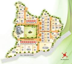 Nab Floor Plan Mountain Nabhangan Villa In Pali Raigad Price Location Map
