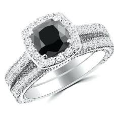 vancaro wedding rings black ring vancaro white black engagement ring