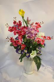 Artificial Lilies In Vase Index Of Wp Content Uploads Artificial Flowers