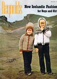 icelandic fashions for boys and girls vol 79