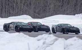 corvette test zr1 and c8 corvette test mules spied c8 corvette forum