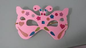 como hacer mascaras en forma de rosa goma eva material de oficina fasaworld