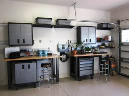 Best Home Garages Decor Stongest Gladiator Garage Shelving With Best Iron Skin For