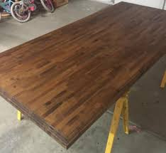 Plank Desk Perfect Plank Maple Butcher Block