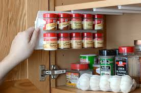 Organizing Kitchen Cabinets Kitchen Pull Out Spice Rack Kitchen Cabinet Spice Rack