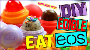 edible treats diy edible eos eat your eos delicious eos treats