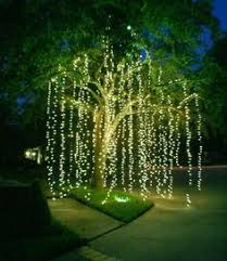 Light String Christmas Tree by How To Create An Outdoor Christmas Tree From Pvc Pipe And