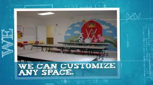 daycare u0026 preschool classroom design by daycareatoz youtube
