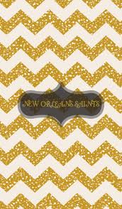 new orleans saints iphone wallpaper black glitter chevron iphone