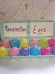easter resurrection eggs easter craft lesson resurrection eggs with bible verses the