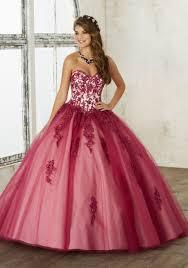 maroon quinceanera dresses valencia collection quinceañera dresses morilee