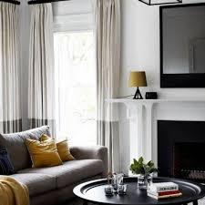 Wohnzimmer Deko Grau Gemütliche Innenarchitektur Wohnzimmer Gardinen Weiß Grau