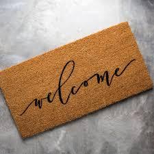 Outdoor Coir Doormats Magnolia Doormat Coir Joanna Gaines And Doormat