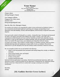 Food Service Resume Examples by Retail Cover Letter Samples Resume Genius