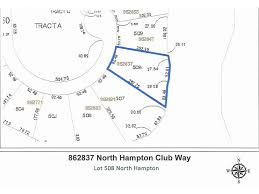 Amelia Island Florida Map Lot 508 North Hampton Club Way Fernandina Beach Fl 32034