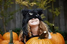 types of kids you meet trick or treating on halloween popsugar moms