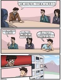 Playstation Meme - i prefer playstation imgflip