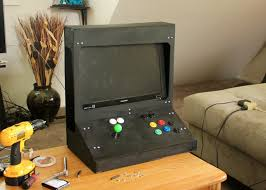 Building A Mame Cabinet Weekend Project Build A Retropie Arcade Cabinet With Removable Screen