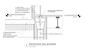 a solid well insulated foundation fine homebuilding