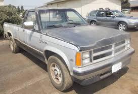 1988 dodge cer 1988 dodge dakota 81499 v6 3 9 liter for sale photos