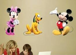 mickey mouse bedroom decor atp pinterest mickey magnificent disney mickey wall decor image wall painting ideas