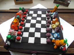 pokemon chess set cake album on imgur polymer clay pinterest