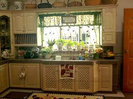 english country kitchen home
