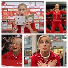 target lady black friday crazy target lady preparing 2010 commercial crazy target lady