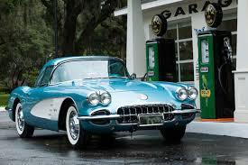 59 corvette convertible car of the week 1959 chevrolet corvette cars weekly