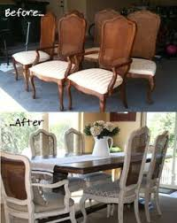 Knock Off No Sew Dining Knock Off No Sew Dining Chairs Kilz Primer Minwax Stain And