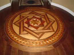 flooring hardwood floor medallions wood inlay designs