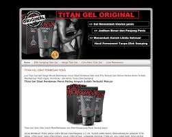 16 best jual titan gel asli images on pinterest surabaya business