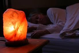 Himalayan Salt Lamp Amber Himalayan Salt Light Medium U2013 So Well