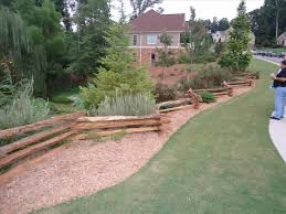 Fence Landscaping Ideas with Split Rail Fence Landscaping Home U0026 Gardens Geek