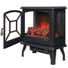 Electric Insert Fireplace Fireplace Inserts Fireplaces The Home Depot