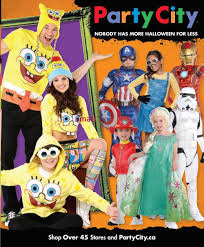 party city calgary halloween costumes party city canada flyers