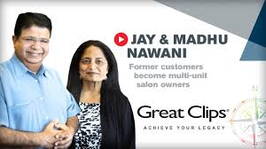 jay nawani shares what life is like as a great clips franchisee