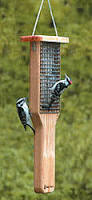 Backyard Nature Products Woodpecker Feeders For Seed And Suet