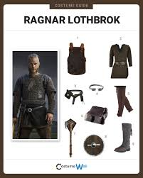 Halloween Costume Viking by Dress Like Ragnar Lothbrok Costume Halloween And Cosplay Guides