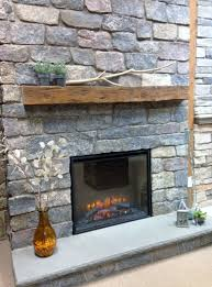 natural stone fireplace hearth decorate ideas marvelous decorating