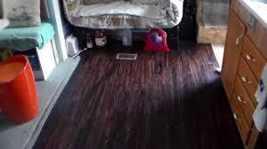 Rv Laminate Flooring Allure Flooring Update Full Time Rving Youtube