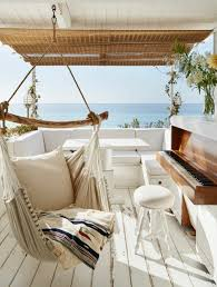 hanging chair garden and garden hammock u2013 60 ideas how to create