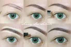 tutorial alis mata untuk wajah bulat enggan cukur alis lakukan cara ini untuk merapikannya cosmetics