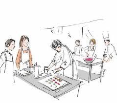 cours de cuisines atelier des chefs cours de cuisine et dégustation sylvie tellor