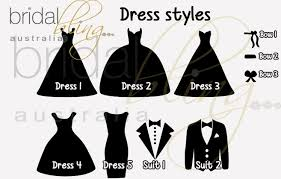 wedding dress style names with pictures popular wedding dress 2017